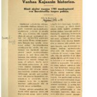 Vanhaa Kajaanin historiaa. Missä sijaitsi vuonna 1705 maakapteeni von Barcktorffin torpan paikka.pdf