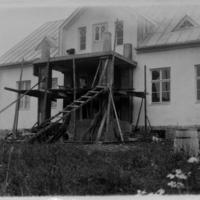 Mattilan talon rakentaminen