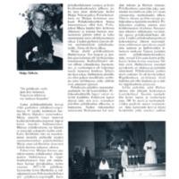 Pyhäkoulun opettajana Huhtamossa 55 vuotta