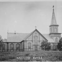 Nakkilan vanha kirkko