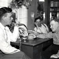 Pentti, Oskari ja Mikko Haanpää