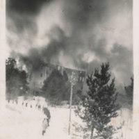 Portaanpään kristillisen kansanopiston tulipalo