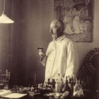 Orimattilan ensimmäinen kunnanlääkäri A. J. Varén