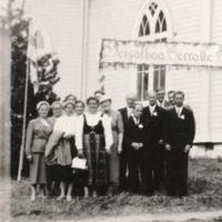 Pukkilan kirkkokuoro Askolassa
