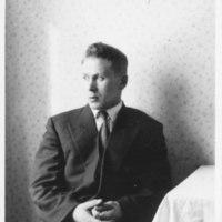 Puutarhuri Tapio Kauppinen 1966