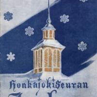 Honkajoki-Seuran Joulu 1958