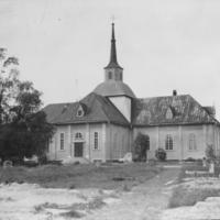 Iisalmen vanha kirkko (nykyään Kustaa Aadolfin kirkko)