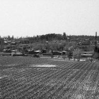 Nummen kylänäkymää