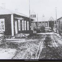 Pukkilan vanhaa Kirkonkylää