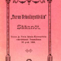 Turun urheiluystäväin säännöt 1893