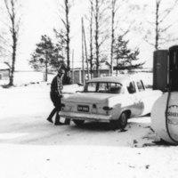 Arvi Heiskasen auto